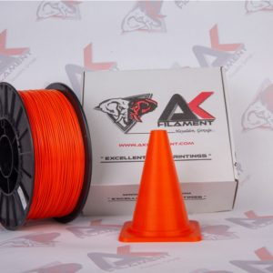 Turuncu PLA Premium Plus Filament