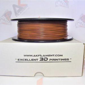 Kahverengi PLA Premium Plus Filament