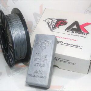 Gümüş PLA Premium Plus Filament