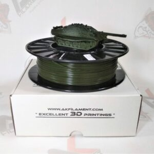 Haki Yeşil PLA Premium Plus Filament